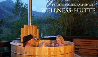 Wellness-Hütte